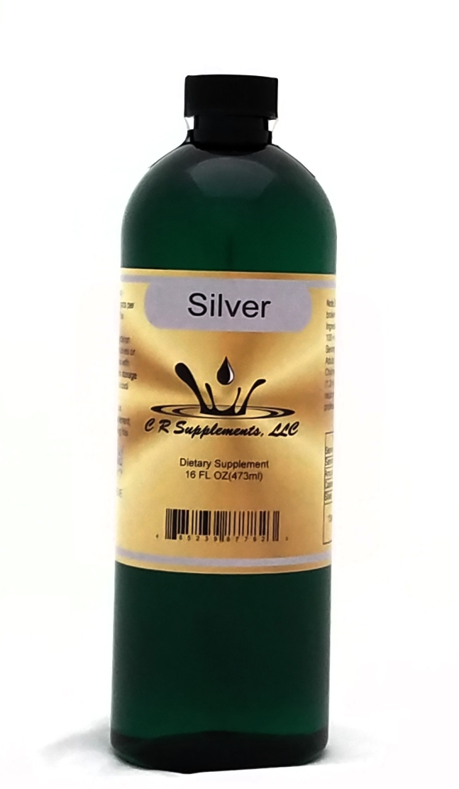 Silver Dietary Supplement By C R Supplements, LLC