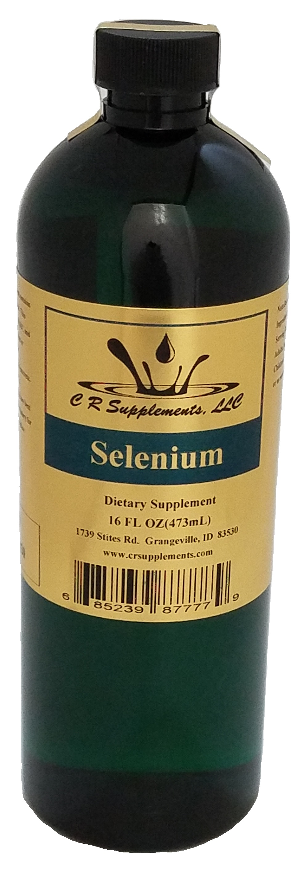 Selenium Dietary Supplement, Selenium, WaterOz Selenium Replacement, Liquid dietary supplement, Kosher of America approved, KOA approved, Pareve, vegan application, elemental mineral, flexible liquid mineral, maximum absorption