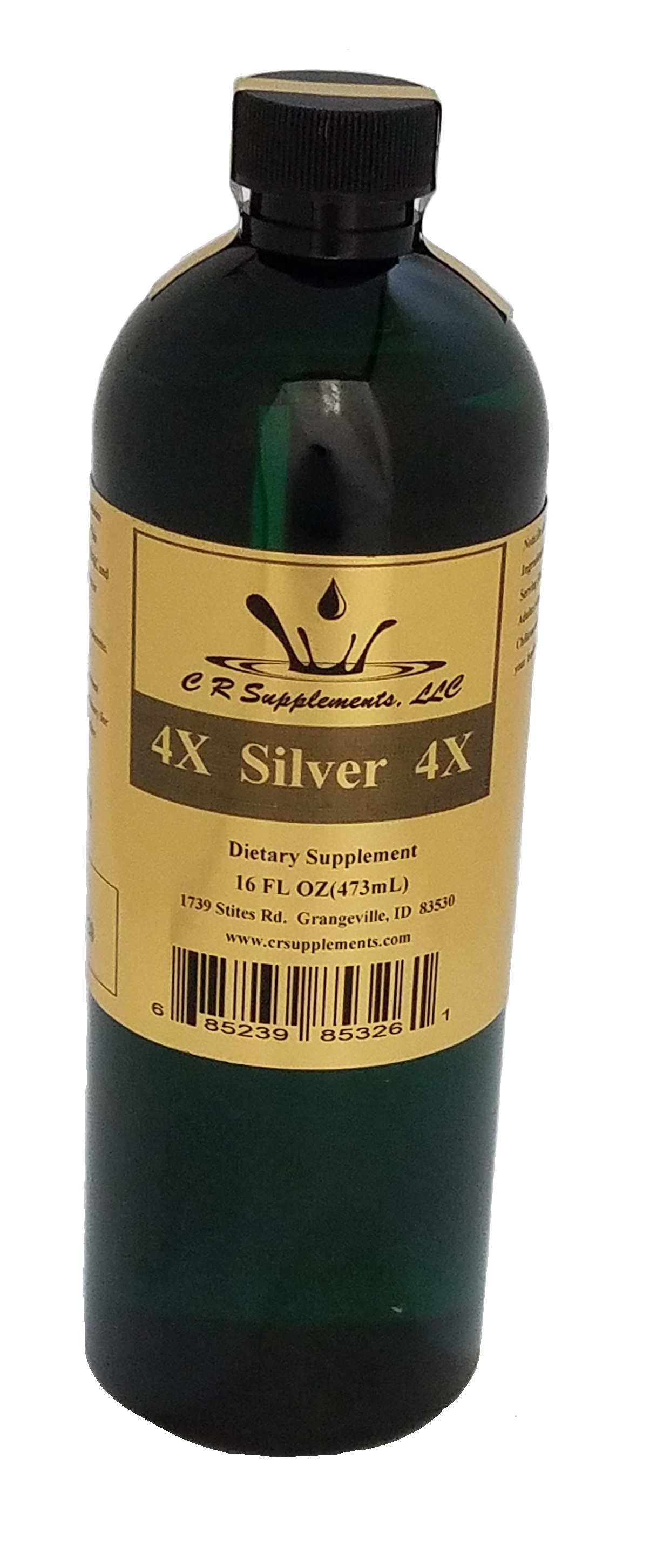 Silver 4x Dietary Supplement By C R Supplements, LLC
