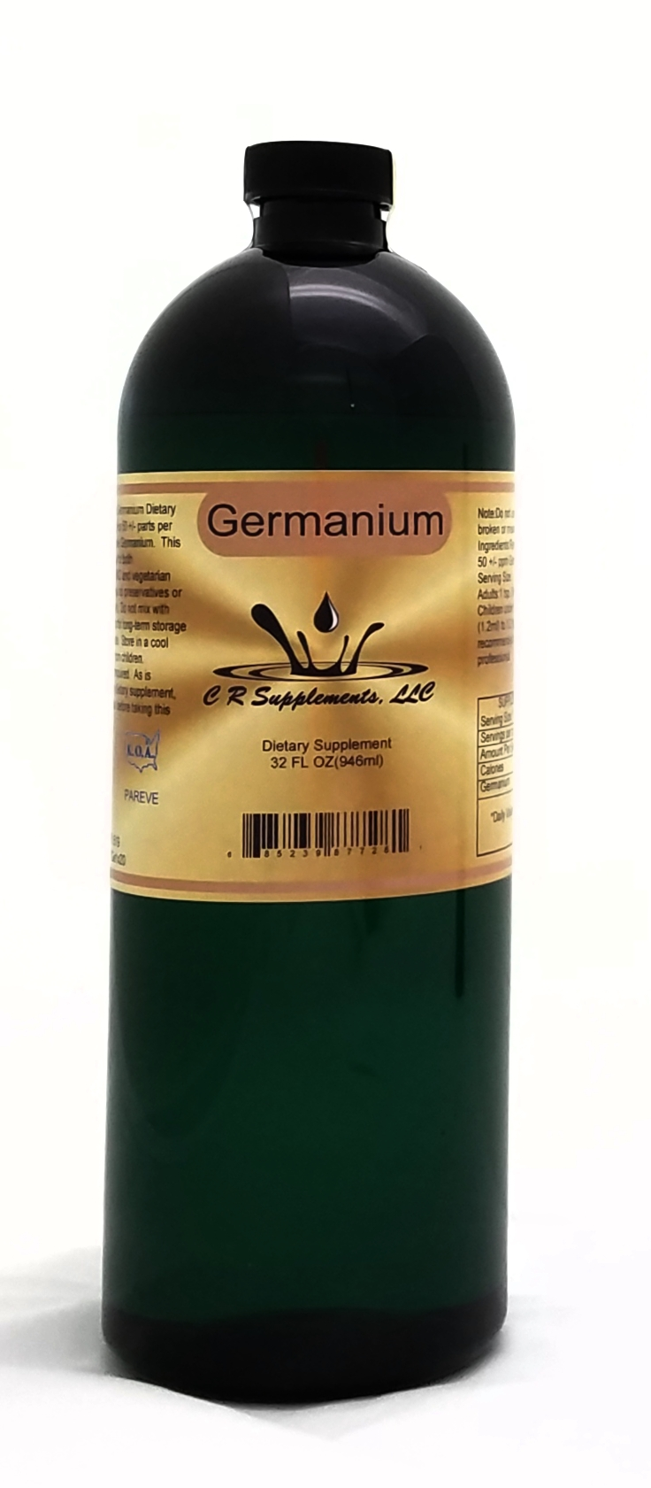 Germanium Dietary Supplement
