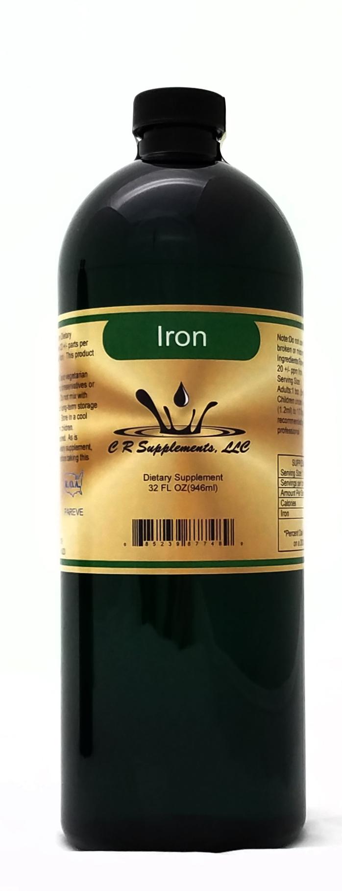 Iron Quart