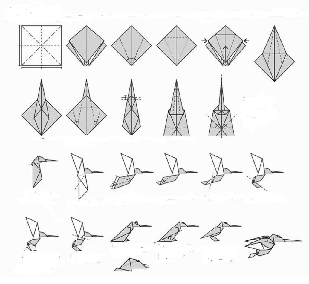 Origamis Du Comptoir At Le Comptoir Des Marremitontons