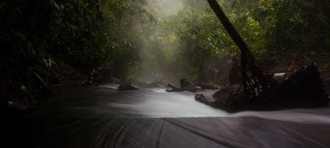 El Chollín (Free Hot Springs)