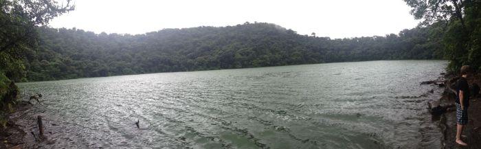 Cerro Chato Lagoon