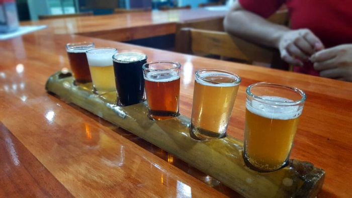 La Fortuna Pub flight