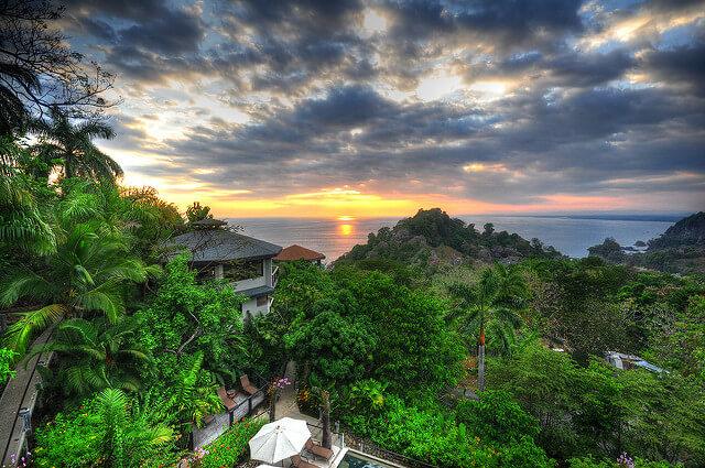 HD Sunset Costa Rica