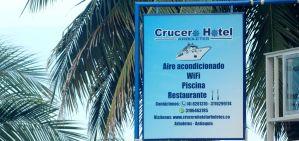 banner crucero hotel