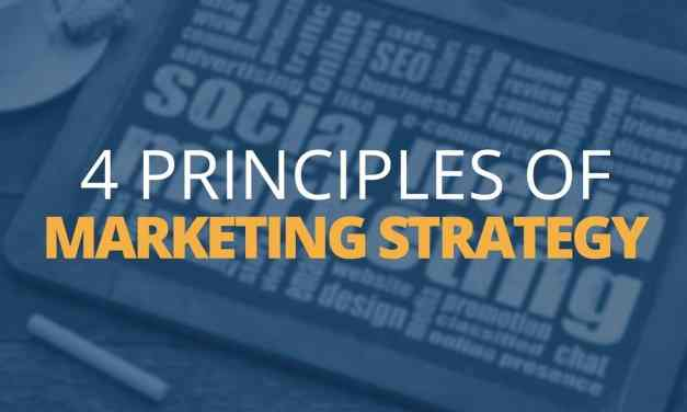 4 Principles of Marketing Strategy with Brian Tracy