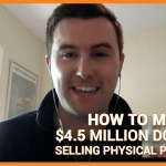 How To Make $4.5 Million Dollars Selling Physical Products On Amazon With Stephen Somers