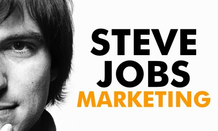 STEVE JOBS' AMAZING MARKETING STRATEGY