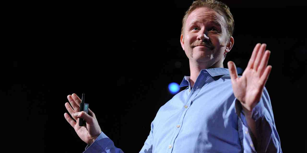 The greatest TED Talk ever sold – Morgan Spurlock