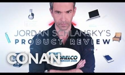 Jordan Schlansky's Product Review: Philips Norelco Bodygroom  – CONAN on TBS