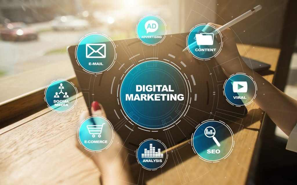How To Benefit On Digital Marketing? page test