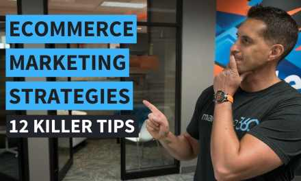 eCommerce Marketing Strategies – 12 Killer Tips