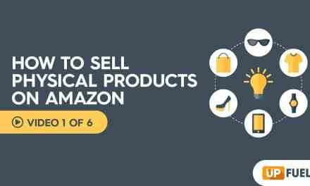How to sell physical products on Amazon – Video 1 of 6