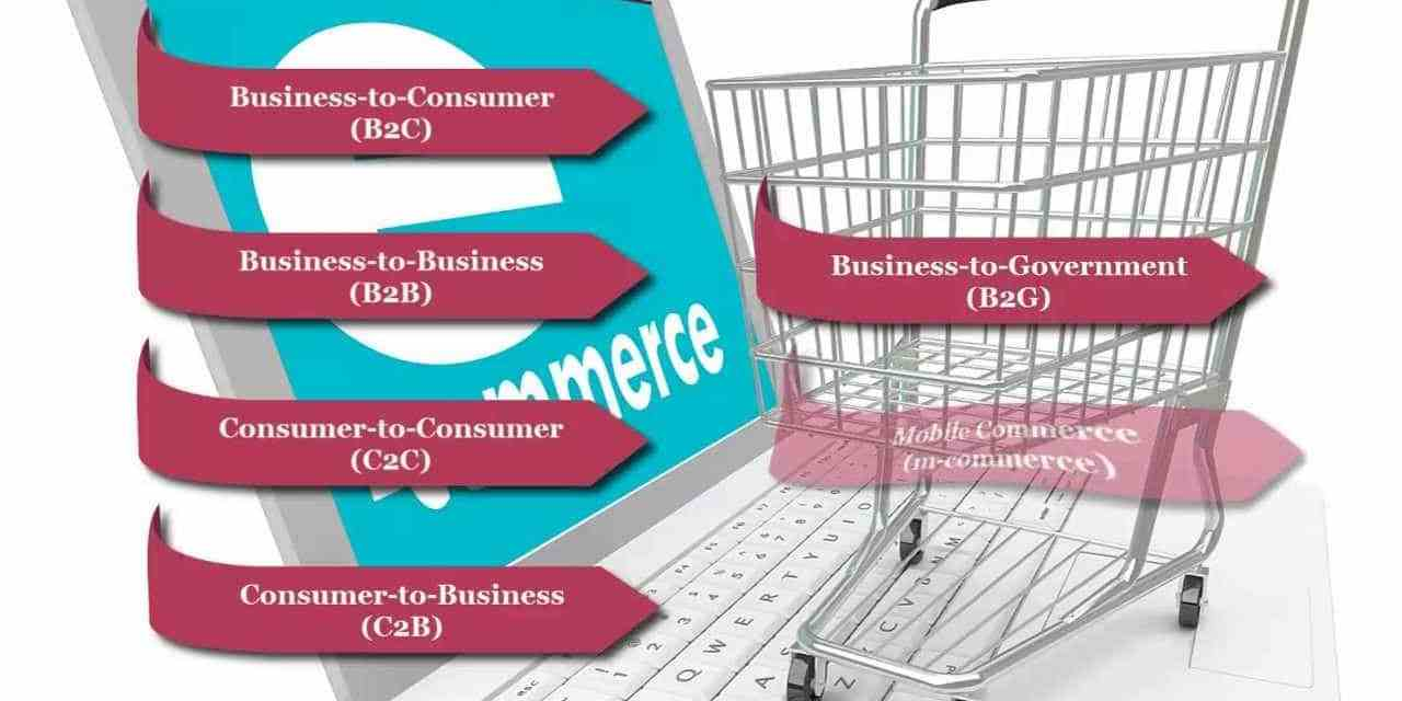 Major Types of E commerce