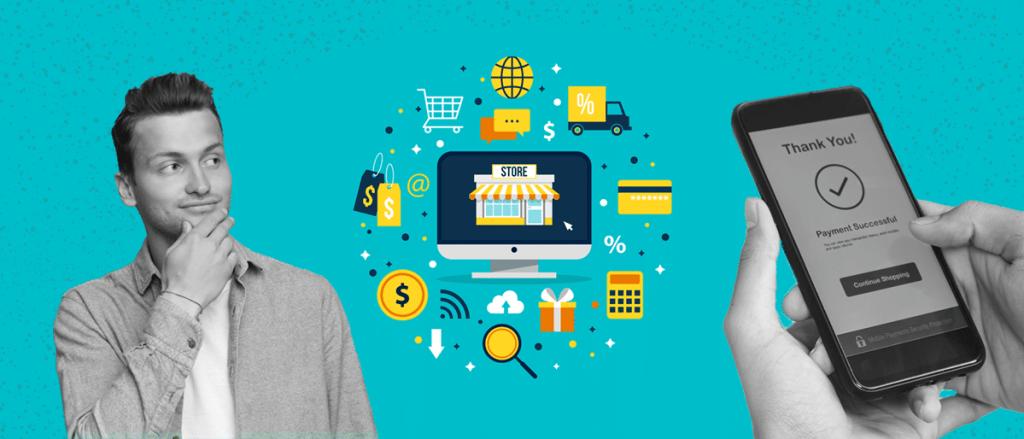 8 figure E-commerce