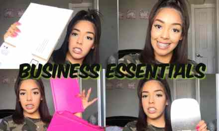ESSENTIALS FOR AN ONLINE BUSINESS+TIPS|Entrepreneur Life