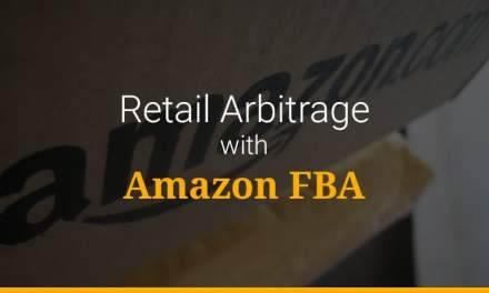 Amazon FBA For Beginners: Retail Arbitrage