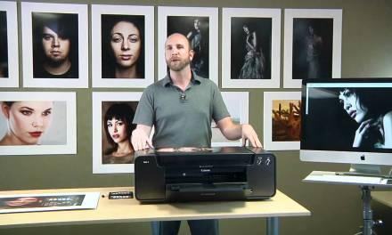 Canon Pixma Pro-1 Printer: Product Reviews: Adorama Photography TV