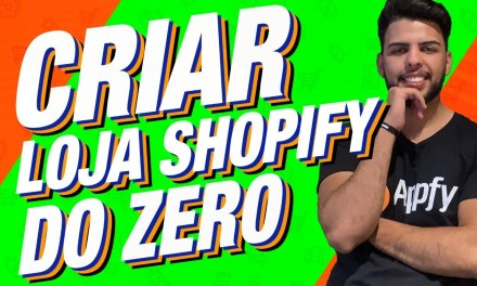 3 PASSOS SIMPLES PARA CRIAR UMA LOJA SHOPIFY EM MINUTOS (E-Commerce) | Aula Grátis 1