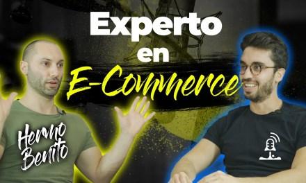 Millonario del E-commerce nos revela sus estrategias | Con Hermo Benito
