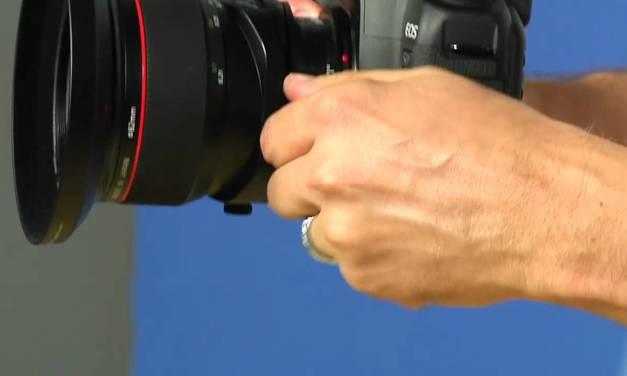 Canon TS-E 24mm Tilt-Shift Lens: Product Reviews: Adorama Photography TV