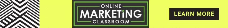 Online Marketing Classroom Banner
