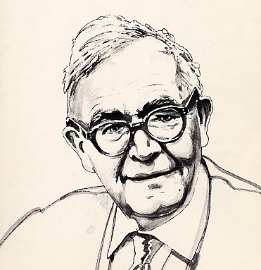 Karl Barth - Sketch