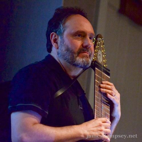 Eric Knapp playing Chapman Stick