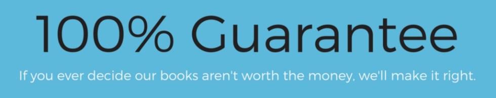 100pct Guarantee
