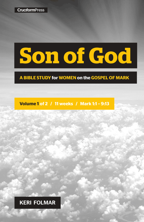 Son of God (Vol  1): A Bible Study for Women on the Gospel of Mark