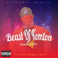 Mad Lion - Beast Of Komton