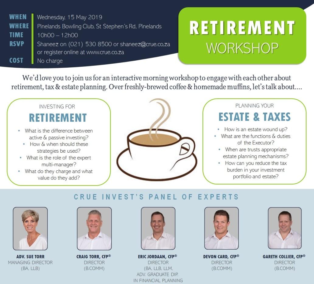 Retirement Workshop JPG