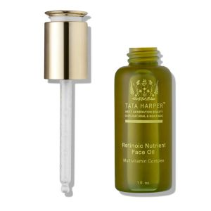 Tata Harper Retinoic Nutrient Face Oil cruelty free face oil