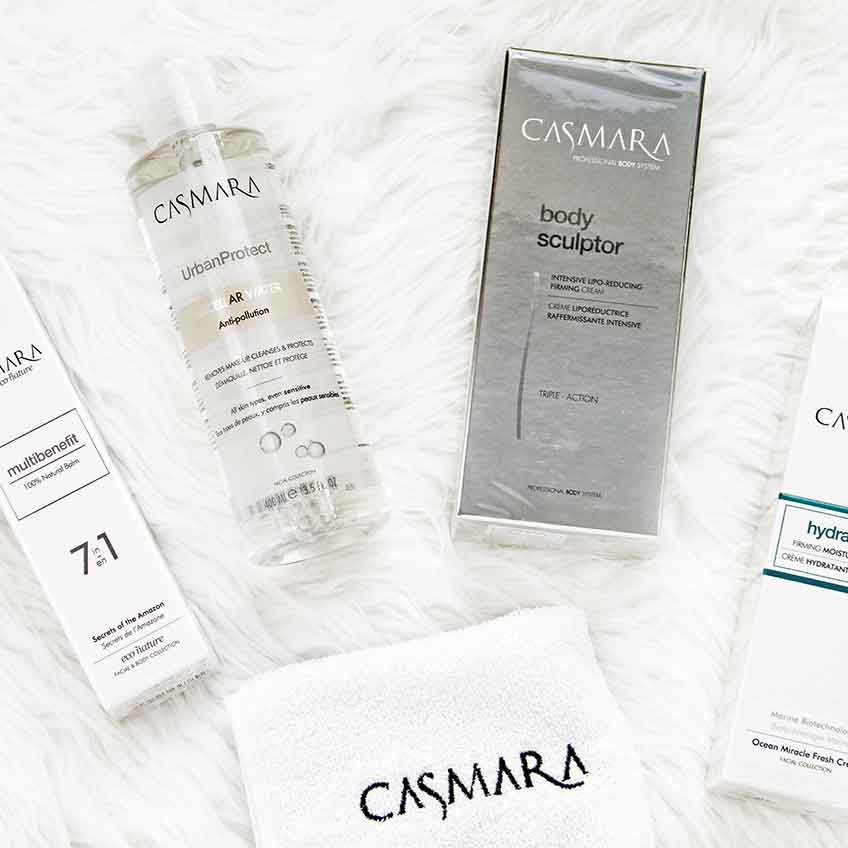 Casmara Vegan List