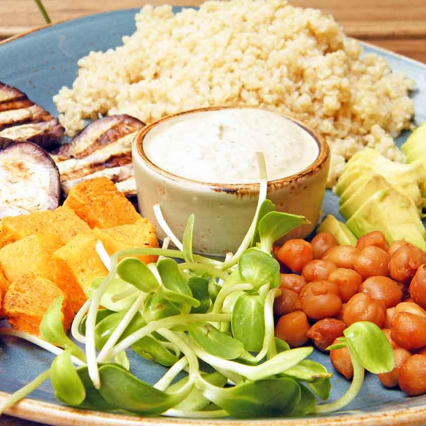 Vegan Restaurants in Naxxar