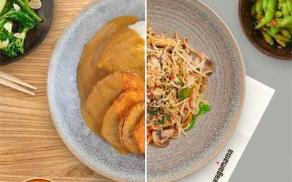Wagamama Vegan Menu Options