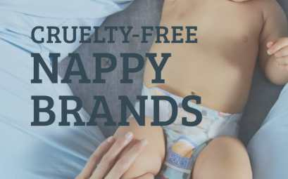 Cruelty-free nappies