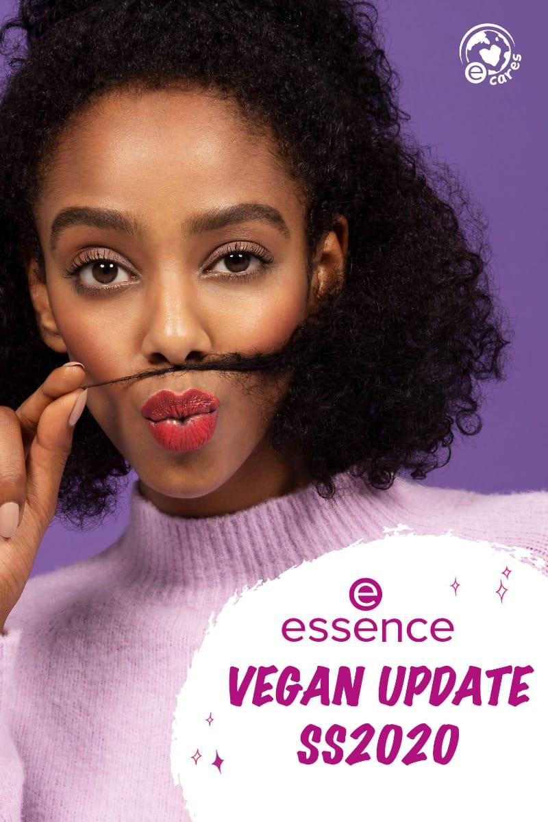 essence Vegan Update SS2020
