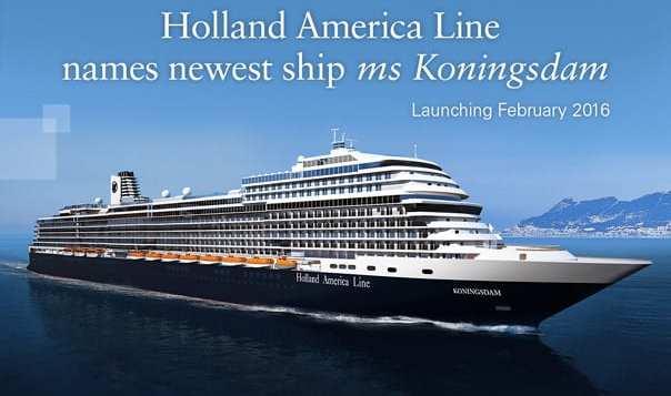 ntroducing ms Koningsdam