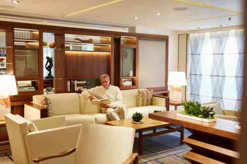 Viking Star's Living Room