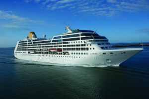 Beginning in April 2016, fathom will embark on weekly seven-day voyages from Port Miami aboard the MV Adonia, a 710-passenger vessel redeployed from Carnival Corporation's P&O Cruises (UK) brand. (PRNewsFoto/Carnival Corporation & plc)