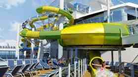 New slides on Harmony of the Seas