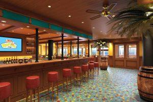 Carnival Vista's RedFrog Pub & Brewery