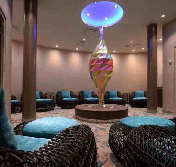 Relaxation Room - Deck 5 Forward Harmony of the Seas - Royal Caribbean International