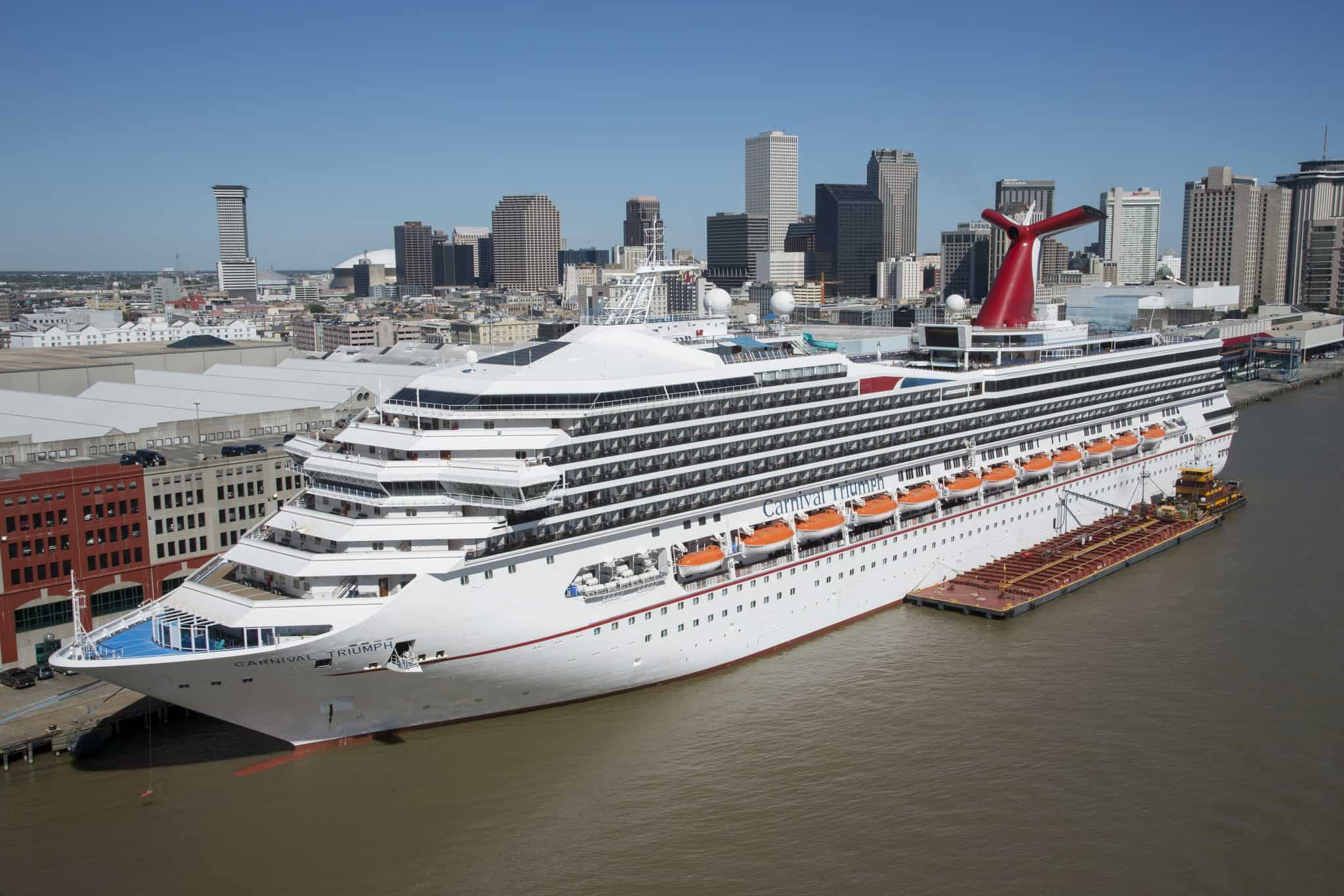 Carnival Cruise Line Increasing Capacity For Four And FiveDay - Cruise from galveston