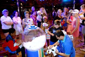 Build-A-Bear Workshop At Sea