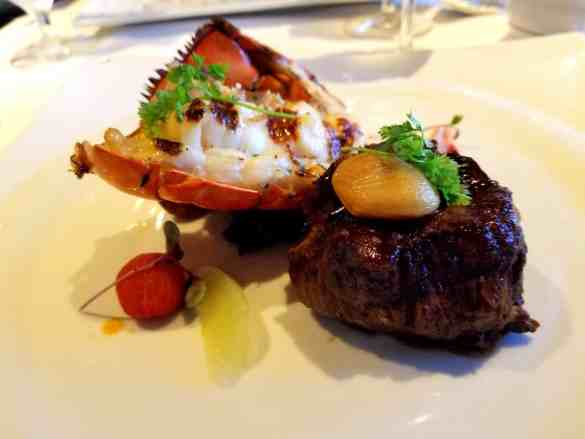 Surf & Turf (Filet and Lobster Tail)