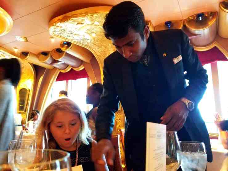 Shah, Carnival's Table Artist
